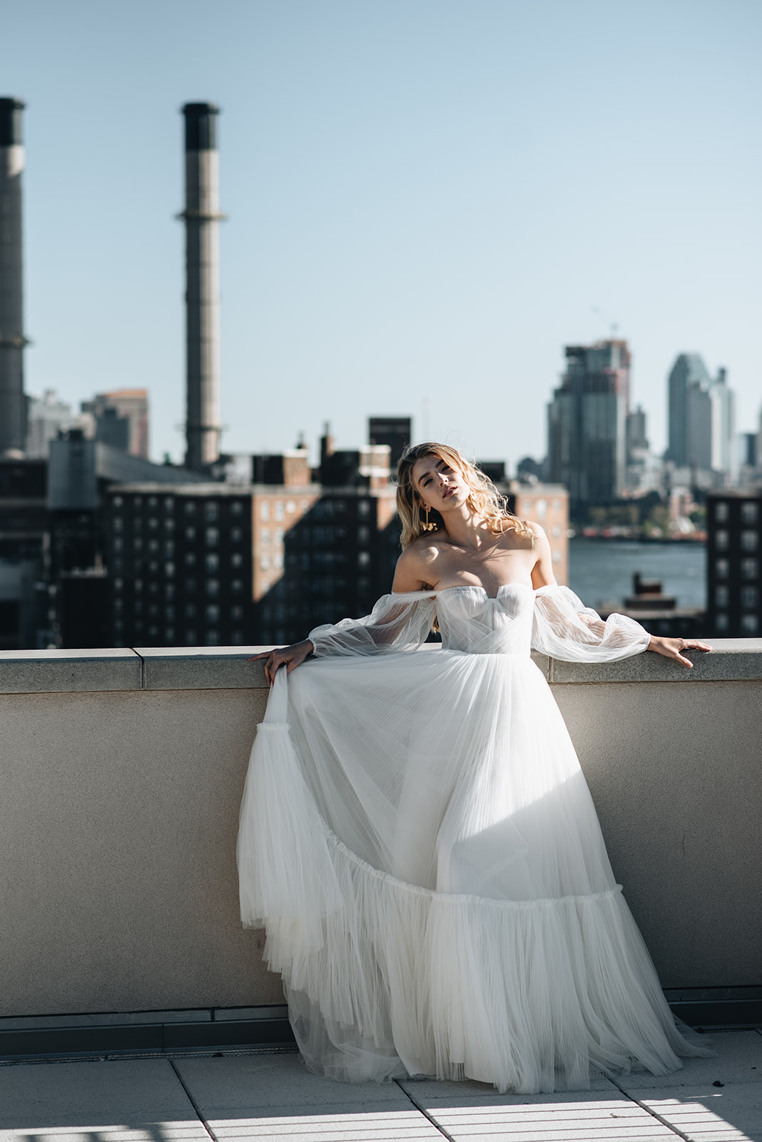 New York Wedding Editorial