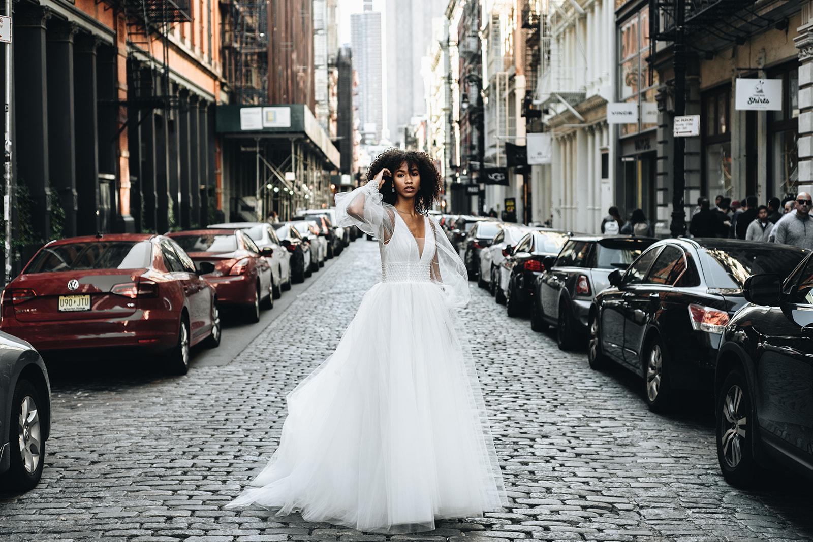 New York Wedding Editorial